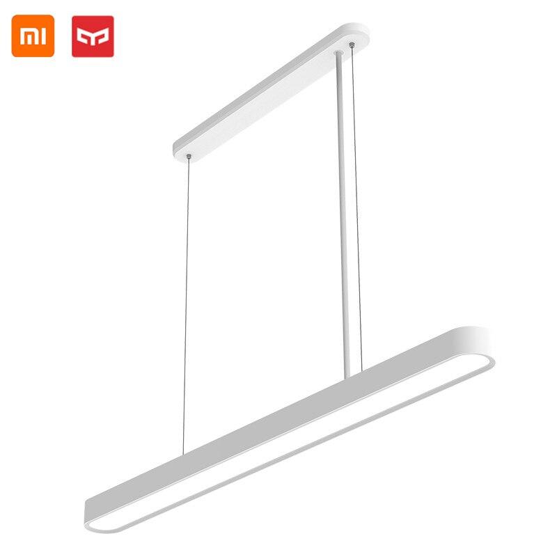 Original xiaomi mi jia YEELIGHT météorite LED intelligent dîner pendentif lumières intelligent Restaurant lustre travailler avec pour mi maison app
