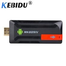 Profesjonalne Smart TV Stick 2GB 8GB dla systemu Android bezprzewodowy Dongle do telewizora TV, pudełko WIFI telewizor Bluetooth gra kij HD konwerter Audio