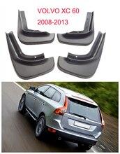 Car Mudguards Mudflaps Splash Guards Fenders Set For VOLVO XC60 2008-2013 Mud-Flaps Accessories