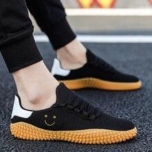 Four SeasonsเดียวกันMr. SMILEสุทธิสีแดงรองเท้าขี้เกียจรองเท้าผู้ชายรองเท้าลื่นกันน้ำMens Casualรองเท้า