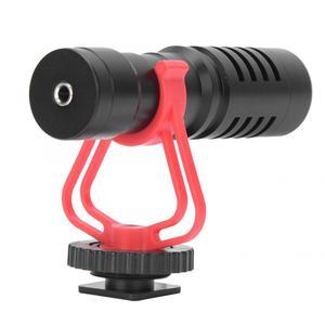Image 5 - プロフェッショナルコンデンサーカーディオイドマイク録音インタビュー携帯電話ライブマイク一眼レフカメラ 3.5 ミリメートルインターフェース機器