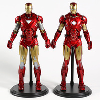 Iron Man 2 Mark VI IV MK6 MK 4 1/6th Scale PVC Figure Collectible Model Toy