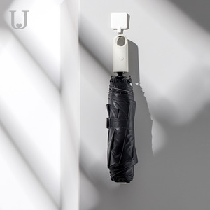 Image 3 - Youpin Jordan & Judy Tự Động Dù Ba Gấp Chống Gió Tăng Cường Một Nút Đóng Mở Cửa Ô Đi Mưa