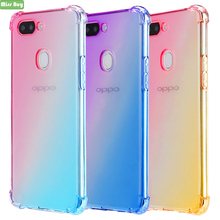 All-inclusive Ultra-thin Phone Case For OPPO A7 A83 A59 A57 A9 A79 A71 A3 Cover Soft Silicone TPU F11 A7X A1K