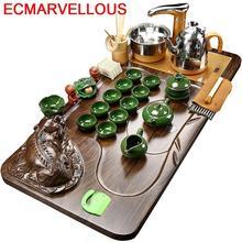 With Infuser Wedding Akcesoria Do Kuchni Organizer Cucina Garden Theepot Home Decoration Accessories China Tea Pot Teaware Set