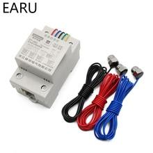 Controlador de nível de água automático, interruptor de DF 96D, 10a 220v, sensor de detecção de nível líquido, controlador da bomba de água
