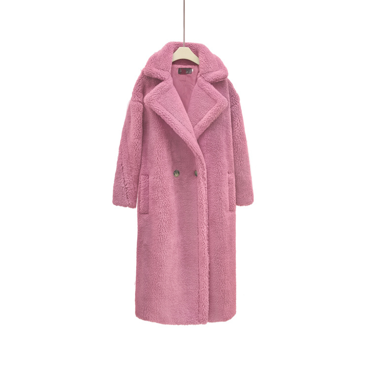 Pink Week's Long Fleece 19