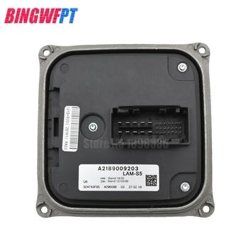 High quality LAM-S5 LED DRL ILS Headlight Control Unit A2189009203 2189009203 For M ercedes-Benz GL ML SL