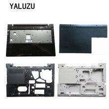 Novo para lenovo G50-70A G50-70 G50-70M G50-80 G50-30 G50-45 Z50-70 palmrest capa/base inferior capa/disco rígido hdd capa