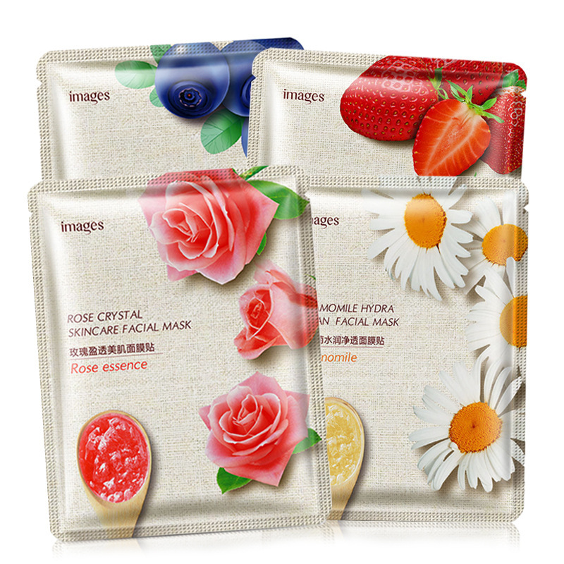 Water Moisturizing Fruit Facemask Tender And Moisturizes Nourishment Anti-Aging  Oil-control  Whitening