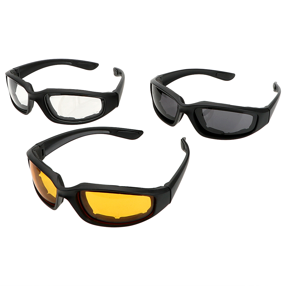 UV Protection Car Night-Vision Glasse  Night Vision Drivers Goggles Protective Gears Sunglasses Motocross Goggles Anti Glare