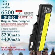 6Cell 11,1 V ноутбук Батарея для lenovo G460 G560 G465 E47G L09L6Y02 L09S6Y02 L10P6F21 LO9S6Y02 b570e V360A Z370 K47A Z560