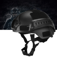 Helmets-Protection Cs-Wargame MICH2000 Paintball Lightweight Military Airsoft Hunting