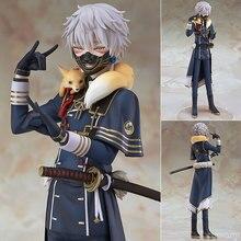Figura de acción de Anime Touken Ranbu Online o Nakigitsune, juguete coleccionable a escala 1/8 de PVC, 23cm