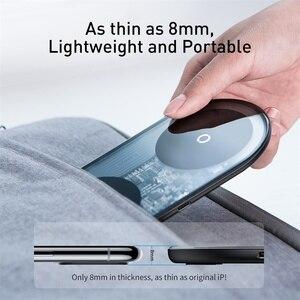 Baseus 15W QI Wireless Charger(China)