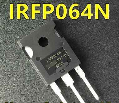 Il trasporto libero 50 pcs IRFP064NPBF IRFP064N IRFP064 a 247