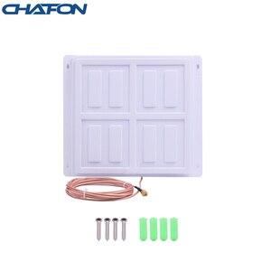 Image 3 - CHAFON 865 ~ 868Mhz 902 ~ 928Mhz Rund PCB rfid uhf antenne 8dBi für access control smart gefrierschrank management