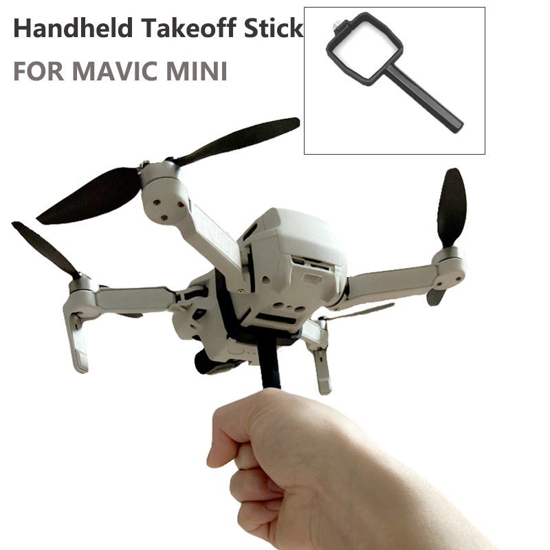 Handheld Holder Take-off / Landing Mount Protector Handle Stick For DJI Mavic Mini Drone Accessories
