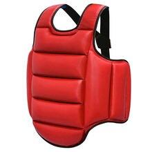 Защитный жилет для груди каратэ ММА кикбоксинга защита тела