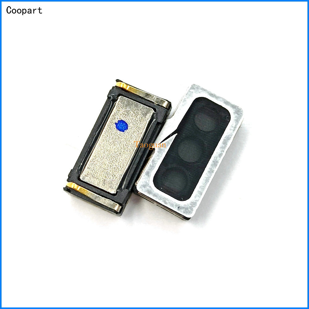 2pcs/lot Coopart New earpiece Ear Speaker Receiver replacement for Cubot Magic / R9 Rainbow 2 / J3 H3 nova / J3 Pro top quality(China)