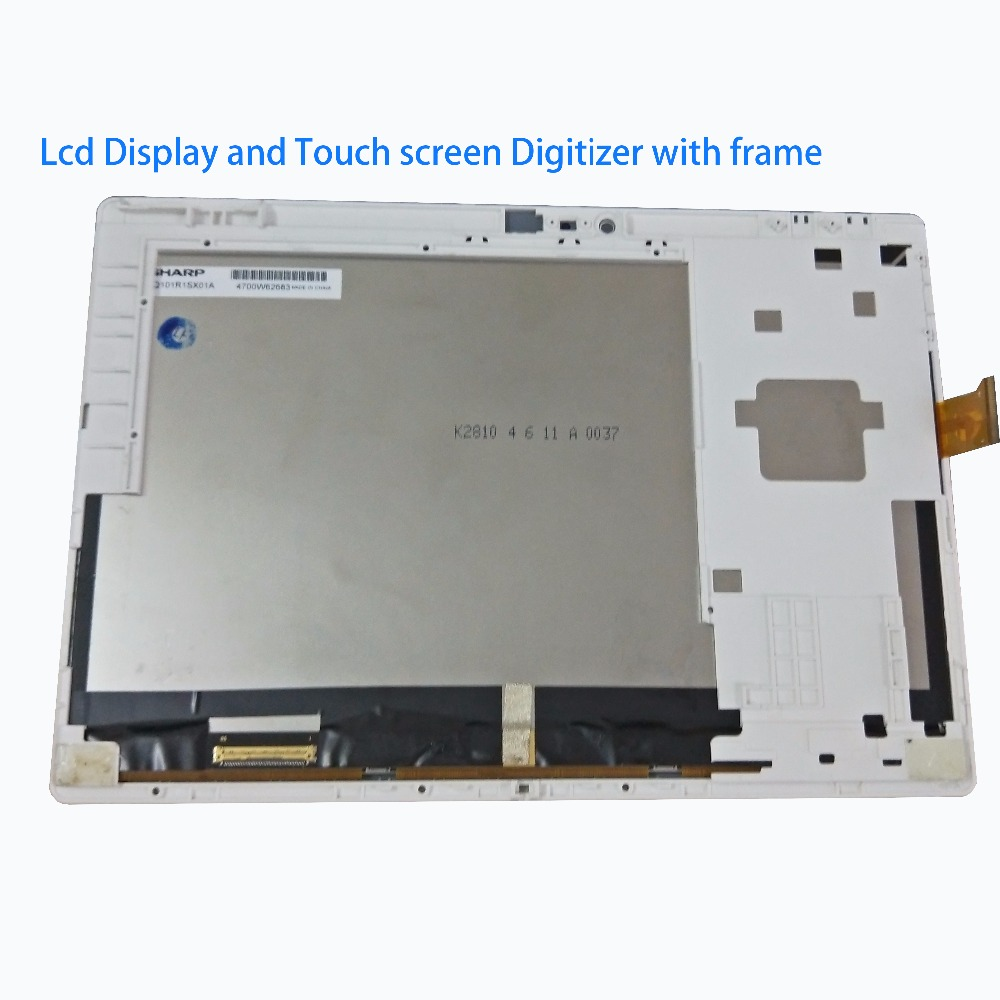 Original New 10.1 Inch Ttablets LCD Screen For Teclast Master T20 4G Lcd Display With Touch Screen Panel Digitizer Sensor