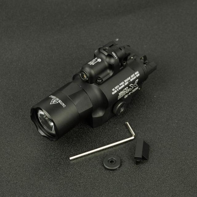 500 люмен тактический армейский x400 ультра ночное эволюционное фотография