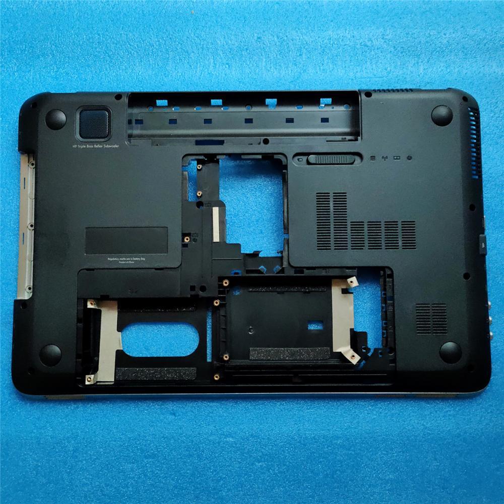 New Original For HP Pavilion DV7 DV7-6000 Bottom Base Case Cover 665978-001 D Shell 665978-001