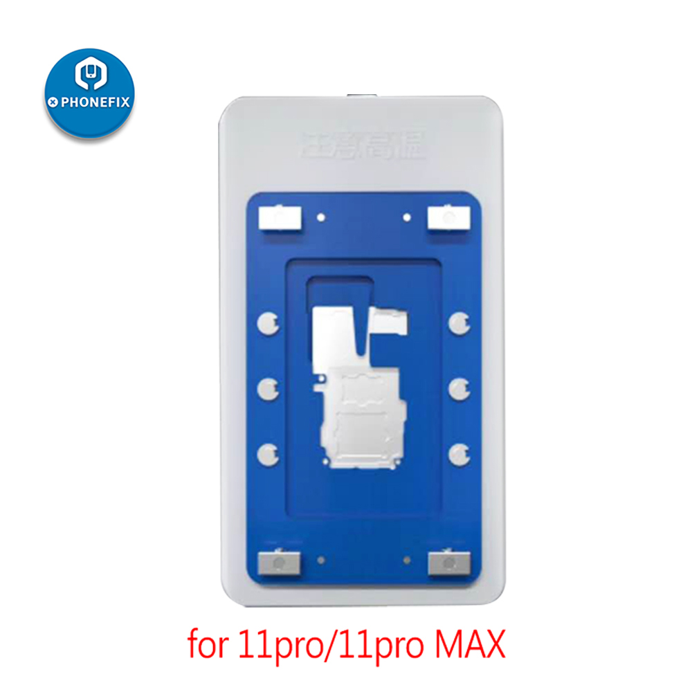 Tools : Mijing CH5 Intelligent Motherboard Layered Desoldering Platform for iPhone X XS XSMAX 11Pro Max PCB Soldering Heating Station