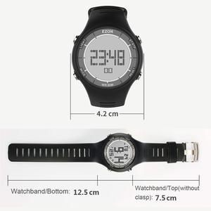 Image 5 - Цифровые спортивные мужские часы для бега на открытом воздухе Водонепроницаемые многофункциональные часы Будильник Секундомер для женщин и мужчин EZON L008