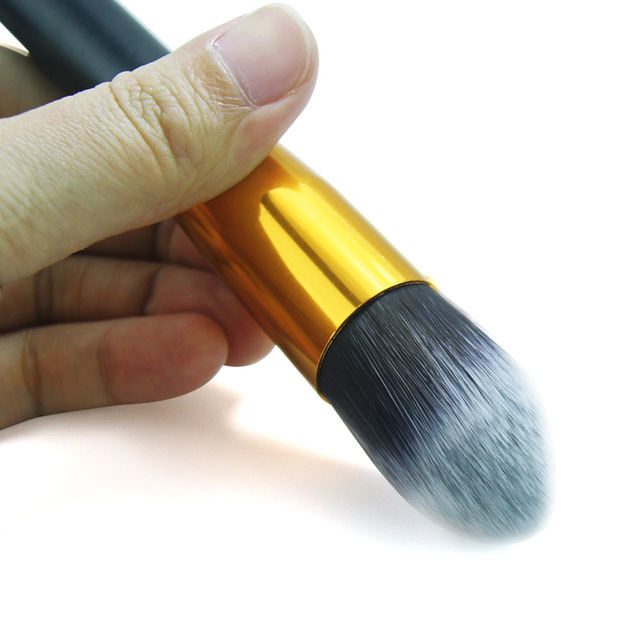 2019 New Arrive 10 Pcs Makeup Brush Set Soft Synthetic Hair Cosmetics Foundation Powder Blending Blush Lady Beauty Makeup Tools 3