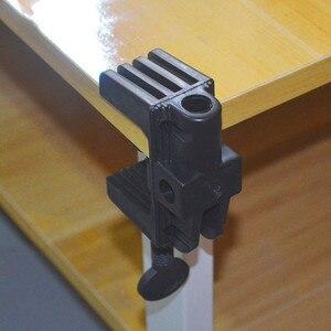 Настольная лампа консольный кронштейн зажим фурнитура пластиковая подставка микрофон светильник держатель с нескользящим светильник s светильник