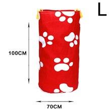 Красочный печатный мешок для прыжков игры на открытом воздухе спортивные игры для детей детский мешок картошки гоночные сумки кенгуру мешок для прыжков B2C