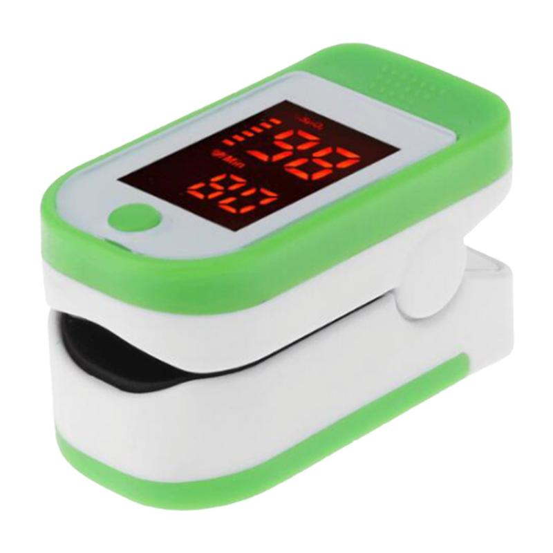 Drop Shipping Pulsioximetro Fingertip Pulse Oximeter Oximetro Blood Oxygen Monitor De Pulso Dedo Saturation Meter Drop Shipping