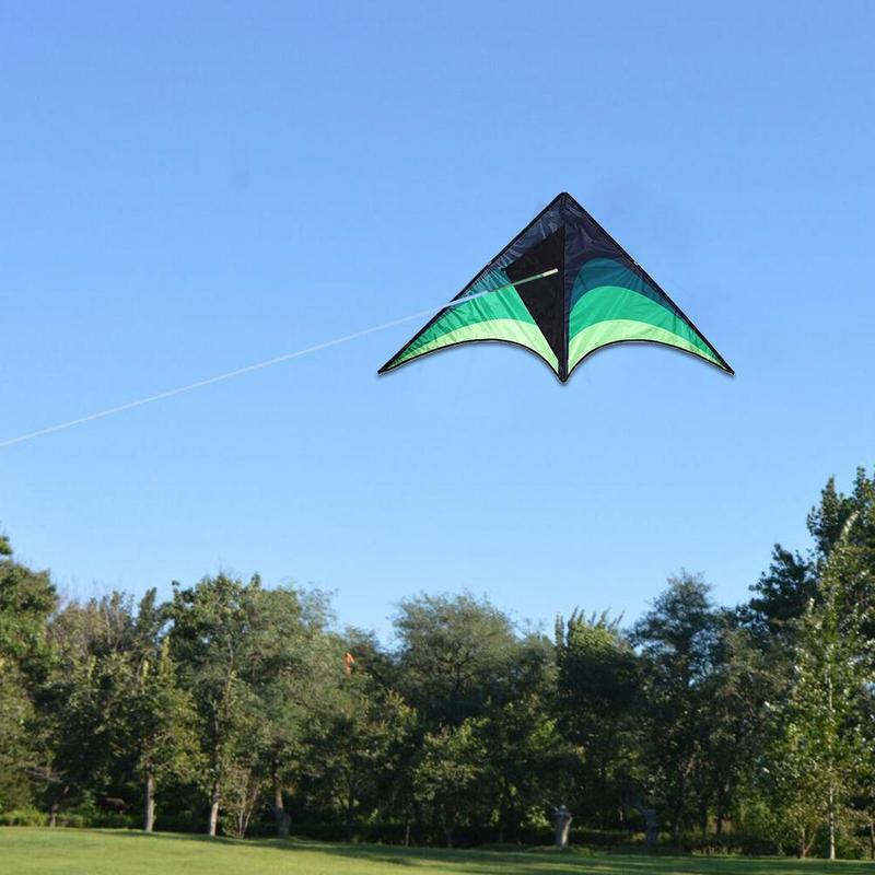 145 * 65 Cm Huge Kite With 30m Line Stunt Kids Kites Toys Flying Long Tail Outdoor Fun Sports Educational Gifts Kites For Adults image