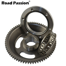 Road Passion Motorcycle Overrunning / One way / Start up Clutch Kit For Yamaha TTR250 (TT R250)  1999 2006 TT250R Raid 1993 2004