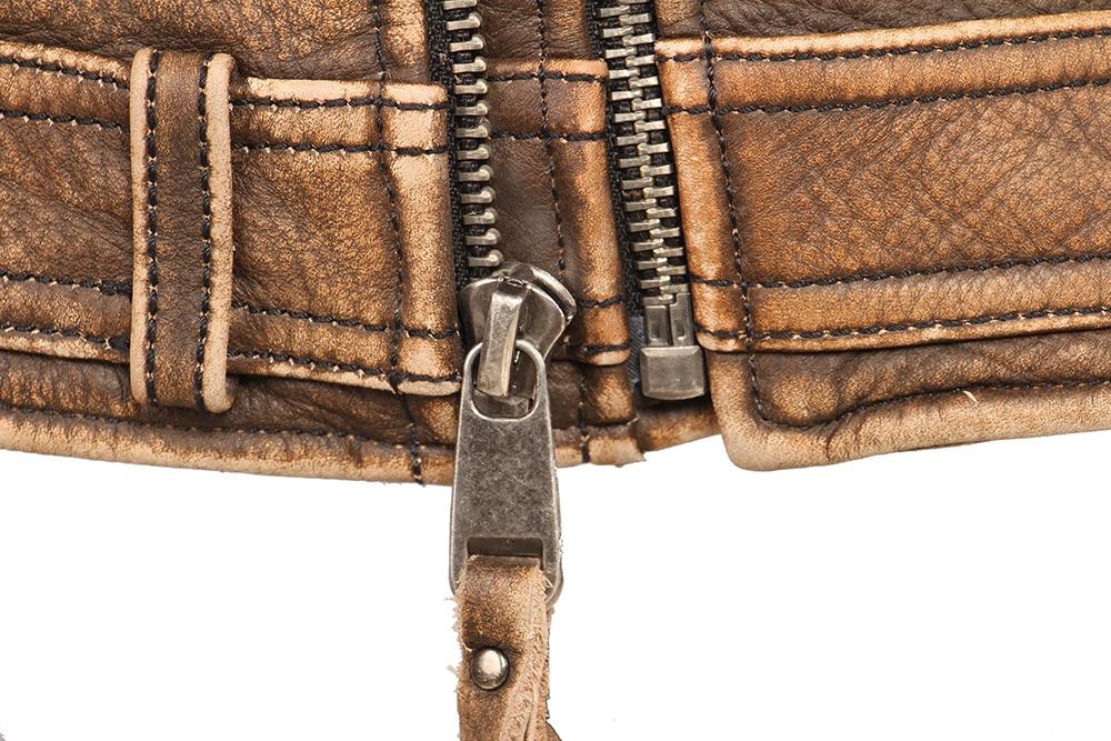 H6520a3c41cbb4a6385ac69680f1ac4eaV Vintage Motorcycle Jacket Slim Fit Thick Men Leather Jacket 100% Cowhide Moto Biker Jacket Man Leather Coat Winter Warm M455