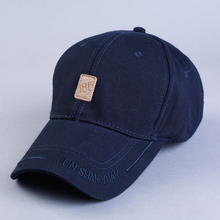 Sunscreen-Hats Golf-Caps Women Summer Brim Cotton Extended Spring Embroidered Adjustable