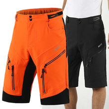 Cycle-Shorts Downhill Mountain-Bike Mtb Cycling ARSUXEO Outdoor-Sports Fit DH Men Loose