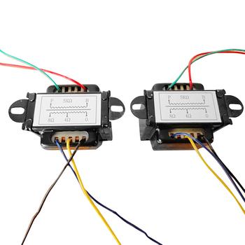 1pc nowy Single-ended 5V wyjście transformator Audio dla wzmacniacz lampowy 6P1 6P14 6P6 elektronika użytkowa akcesoria tanie i dobre opinie Other Audio Transformer Domu DIY