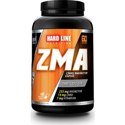 Amino Acids ZMA Human Body In High Purity In The Body Extract 180 Capsule Muscle Supplement Nutrition Magnesium, Zinc