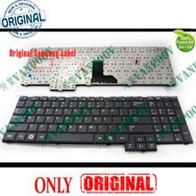 100% Original New US Notebook Laptop keyboard for Samsung R620 R618 R517 R523 R525 R528 R530 RV508 RV510 P580 P530 Black