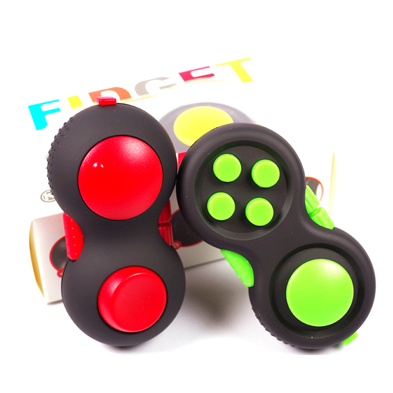 Decompression Toy Anti-stress Sensory Toys Autism  Finger ABS Anxiety Stress  Children Kids Funny Toys Best Gift