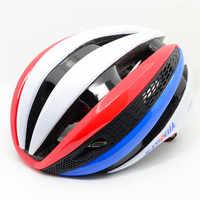 Casco de bicicleta ultraligero Aero capaete Road Mtb Trail ciclismo casco bicicleta hombre