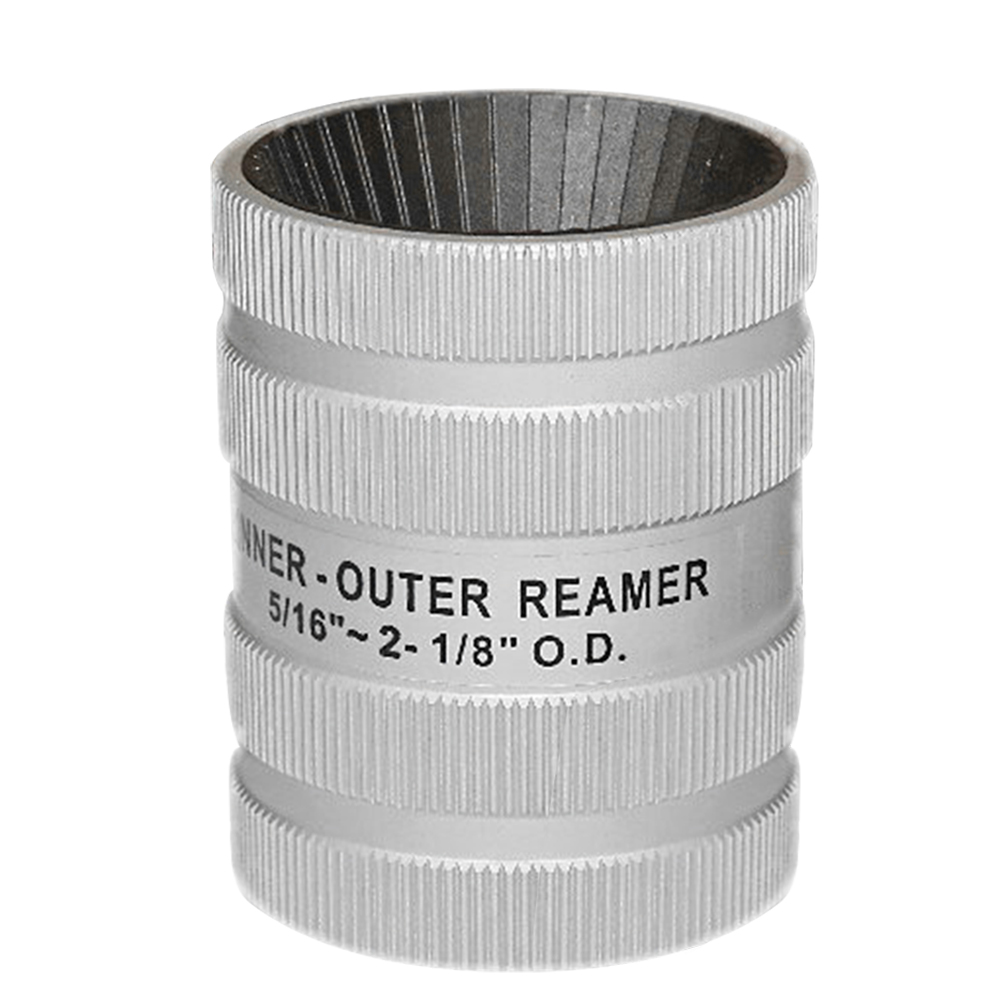Chamfering Pipe Reamer Cutter Durable Heavy Duty Internal External Deburring Tool Stainless Steel Hard Polishing Professional