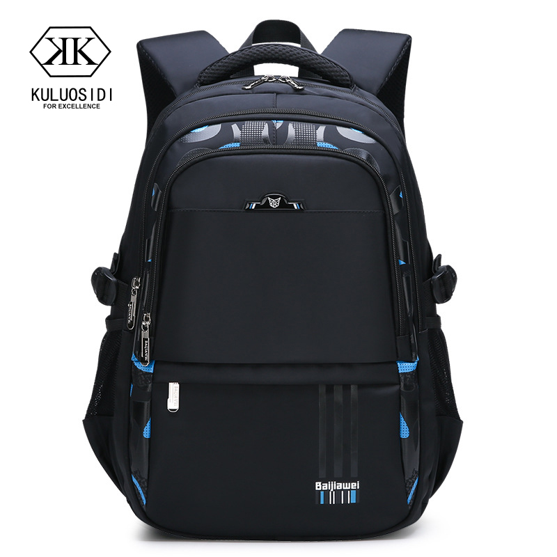 2019 Children Orthopedics School Bags Kids Backpack In Primary Schoolbag For Girls Boys Waterproof Backpacks Mochila Infantil