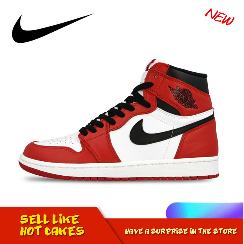 mens red nike high tops buy clothes