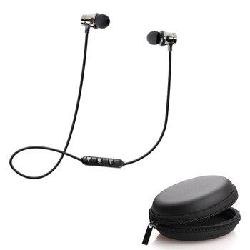 Μαγνητικό ασύρματο ακουστικό Bluetooth In-Ear με μικρόφωνο Bluetooth - Ακουστικά Gadgets MSOW