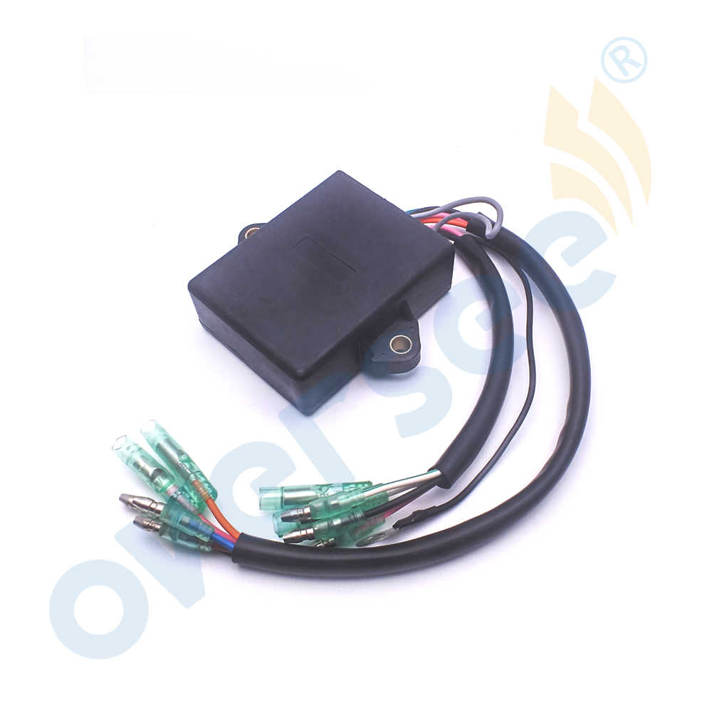 CDI Unit for Yamaha F9.9//15HP F15A 4 Stroke 2000-Later 66M-85540-01-00 66M-85540