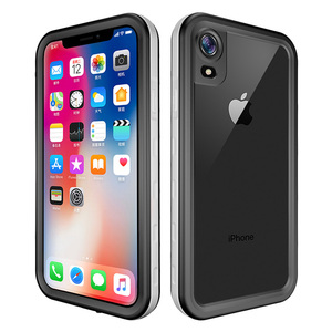 Image 5 - Waterproof Case For iPhone X XS Max XR ShockProof Swimming Diving Coque Cover For iPhone X XR XS 6 6S 7 8 Plus Underwater Case
