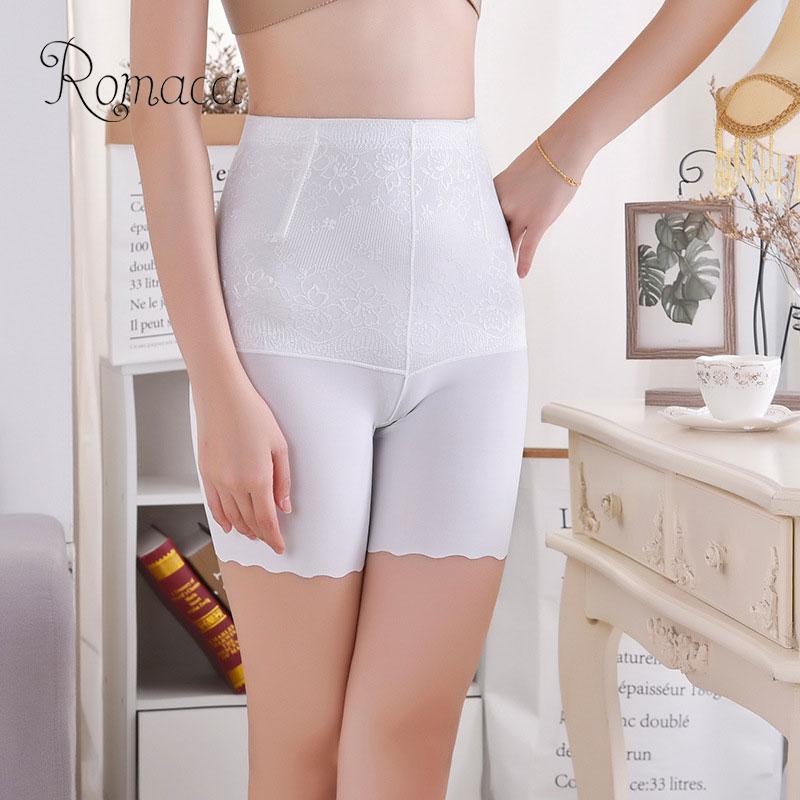 UK Women Body Shaper Shapewear Control Slim Tummy Corset High Waist Panty